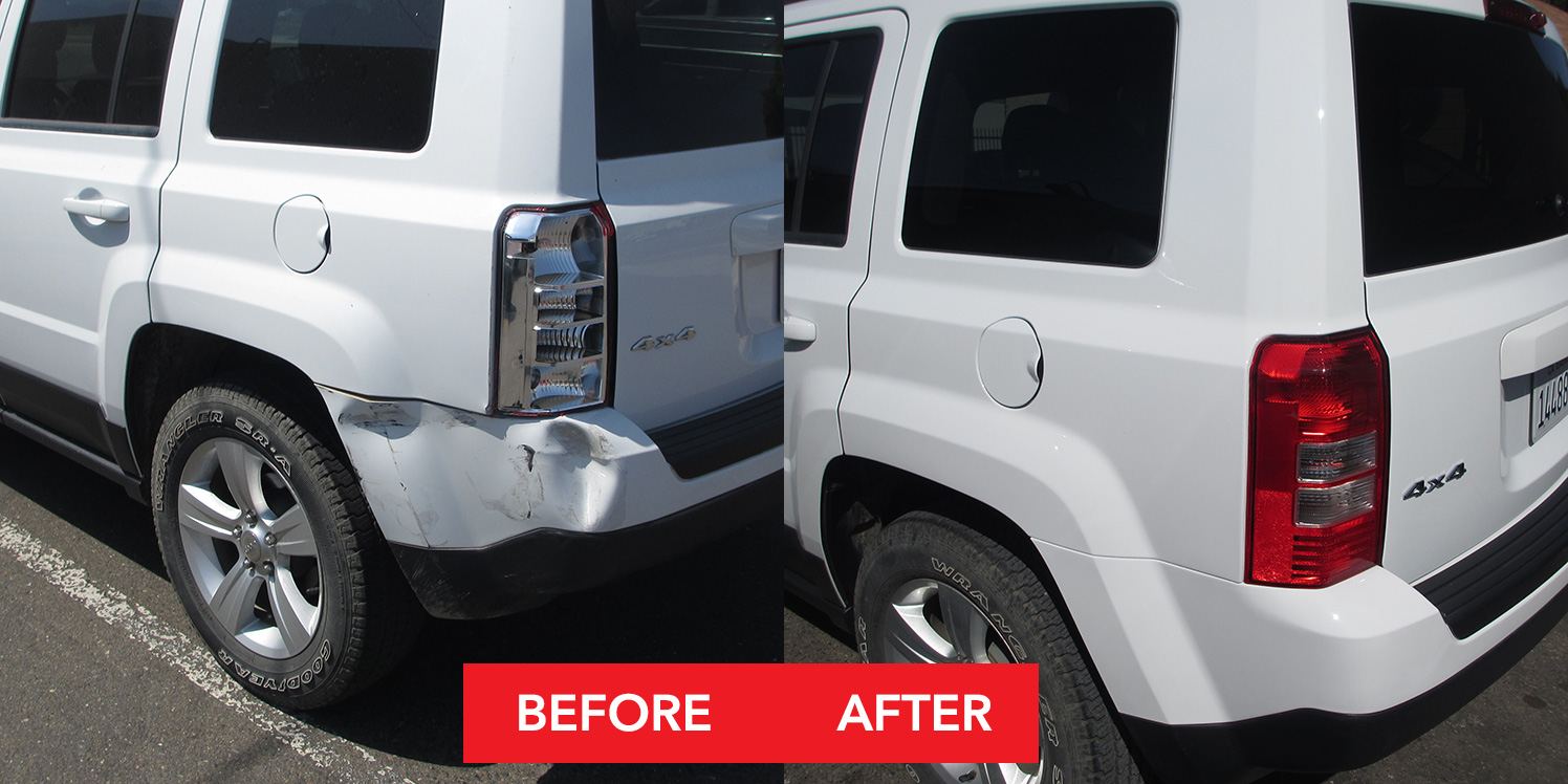 Nor Cal Auto Body Automotive Repair - DFW Before&After - Citrus Heights, CA
