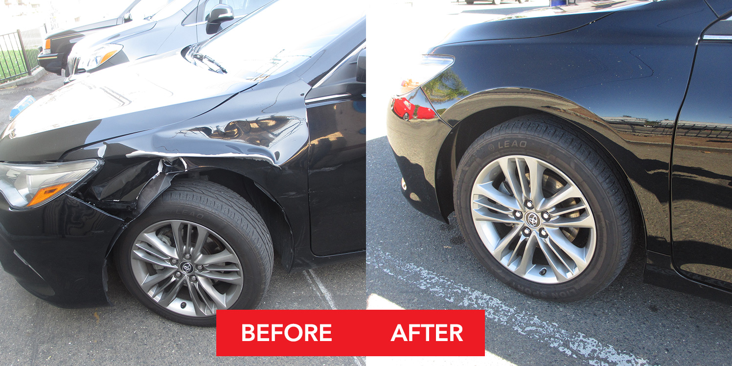 Nor Cal Auto Body Automotive Repair - Hancock Before&After - Citrus Heights, CA
