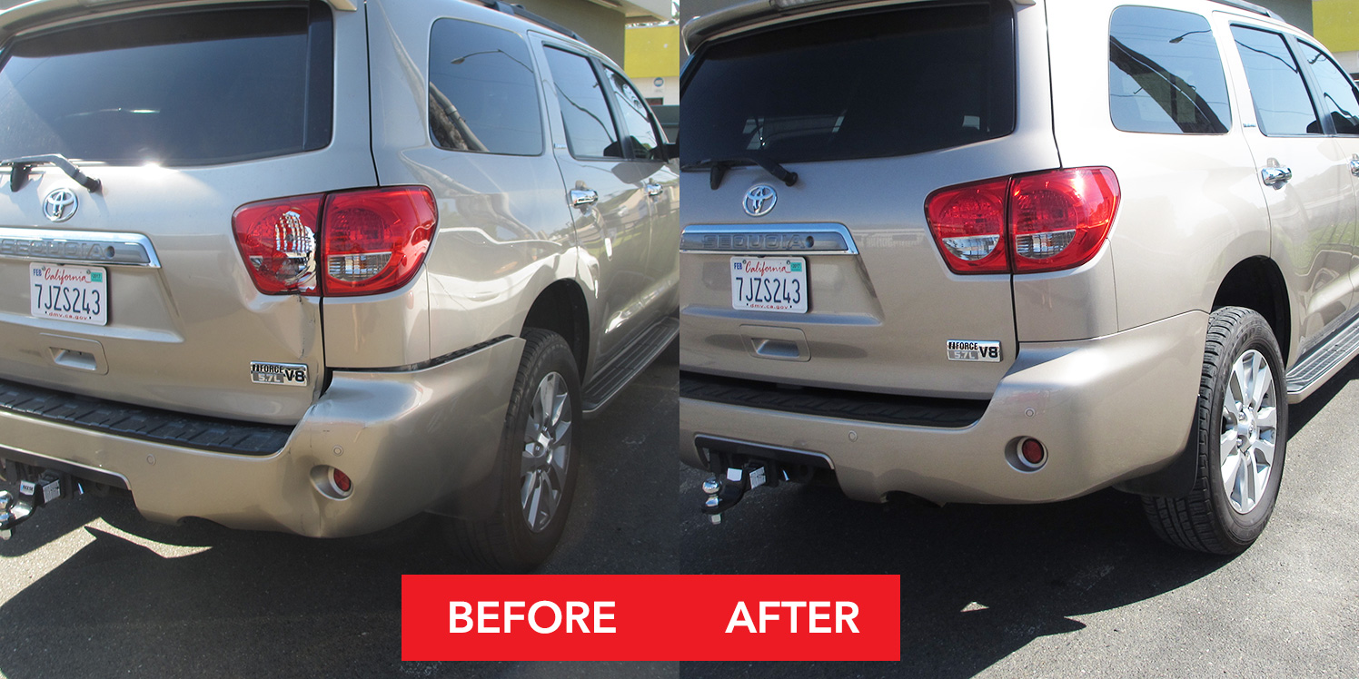Nor Cal Auto Body Automotive Repair - Johnson Before&After - Citrus Heights, CA